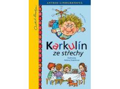 Astrid Lindgrenová - Karkulín ze střechy